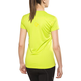 Norrøna /29 tech T-Shirt Damen birch green/mellow yellow